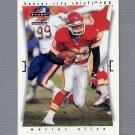 1997 Score Football #109 Marcus Allen - Kansas City Chiefs