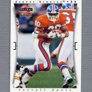 1997 Score Football #108 Terrell Davis - Denver Broncos