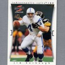 1997 Score Football #085 Jim Harbaugh - Indianapolis Colts