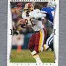 1997 Score Football #067 Terry Allen - Washington Redskins