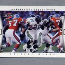 1997 Score Football #052 Natrone Means - Jacksonville Jaguars