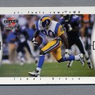 1997 Score Football #051 Isaac Bruce - St. Louis Rams