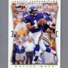 1997 Score Football #012 Warren Moon - Seattle Seahawks