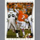 1997 Score Football #001 John Elway - Denver Broncos