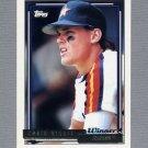 1992 Topps Baseball Gold Winners #715 Craig Biggio - Houston Astros