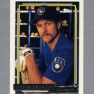 1992 Topps Baseball Gold Winners #090 Robin Yount - Milwaukee Brewers