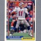 1996 Topps Football 40th Anniversary Retros #37 Drew Bledsoe - New England Patriots