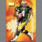 2000 Skybox Football The Bomb #06 Brett Favre - Green Bay Packers