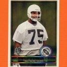 1996 Topps Football #436 Jonathan Ogden RC - Baltimore Ravens