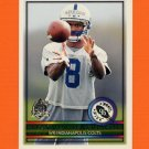 1996 Topps Football #426 Marvin Harrison RC - Indianapolis Colts