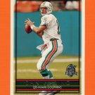 1996 Topps Football #390 Dan Marino - Miami Dolphins