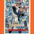 1996 Topps Football #383 Troy Aikman TYC - Dallas Cowboys