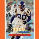 1996 Topps Football #247 Cris Carter TYC - Minnesota Vikings