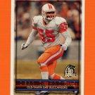 1996 Topps Football #194 Derrick Brooks - Tampa Bay Buccaneers