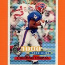 1996 Topps Football #136 Thurman Thomas TYC - Buffalo Bills
