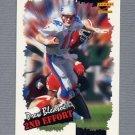 1996 Score Football #248 Drew Bledsoe SE - New England Patriots