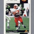 1996 Score Football #232 Lawrence Phillips RC - St. Louis Rams