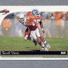 1996 Score Football #090 Terrell Davis - Denver Broncos