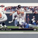 1996 Score Football #089 Mark Brunell - Jacksonville Jaguars
