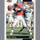 1996 Score Football #059 John Elway - Denver Broncos