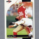 1996 Score Football #042 Jerry Rice - San Francisco 49ers