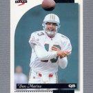 1996 Score Football #014 Dan Marino - Miami Dolphins