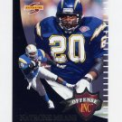 1995 Score Football Offense Inc. #11 Natrone Means - San Diego Chargers
