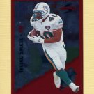 1995 Score Football Red Siege #192 Irving Spikes - Miami Dolphins