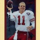 1995 Score Football Red Siege #190 Jay Schroeder - Arizona Cardinals
