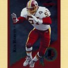 1995 Score Football Red Siege #168 Ken Harvey - Washington Redskins