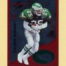 1995 Score Football Red Siege #158 Charlie Garner - Philadelphia Eagles