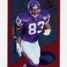 1995 Score Football Red Siege #140 Andrew Jordan - Minnesota Vikings