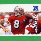 1995 Score Football #239 Steve Young CL - San Francisco 49ers
