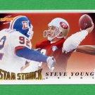 1995 Score Football #205 Steve Young SS - San Francisco 49ers