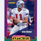 1994 Score Football #321 Drew Bledsoe FF - New England Patriots