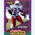 1994 Score Football #320 Garrison Hearst FF - Arizona Cardinals