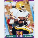 1994 Score Football #305 Mario Bates RC - New Orleans Saints