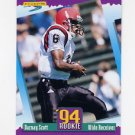 1994 Score Football #284 Darnay Scott RC - Cincinnati Bengals