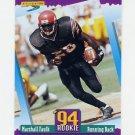 1994 Score Football #277 Marshall Faulk RC - Indianapolis Colts