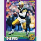 1994 Score Football #142 Brett Favre - Green Bay Packers