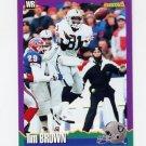 1994 Score Football #115 Tim Brown - Los Angeles Raiders