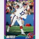 1994 Score Football #108 Jim Kelly - Buffalo Bills