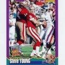 1994 Score Football #056 Steve Young - San Francisco 49ers