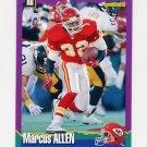 1994 Score Football #019 Marcus Allen - Kansas City Chiefs