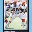 1993 Pinnacle Football #348 Anthony Munoz - Tampa Bay Buccaneers