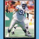 1993 Pinnacle Football #230 Cortez Kennedy - Seattle Seahawks
