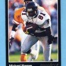 1993 Pinnacle Football #201 Michael Haynes - Atlanta Falcons