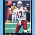 1993 Pinnacle Football #182 Chris Chandler - Phoenix Cardinals
