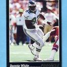 1993 Pinnacle Football #137 Reggie White - Green Bay Packers