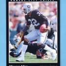1993 Pinnacle Football #116 Marcus Allen - Kansas City Chiefs
